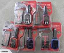 Car mp3 player FM transmitter (model H)